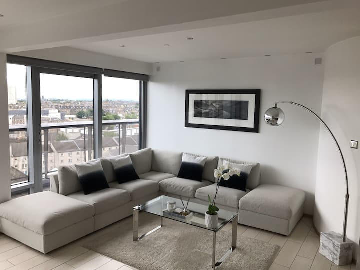 Double room in Luxury Penthouse