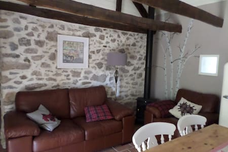 Beautiful cottage in the heart of rural France - La Porcherie - 独立屋