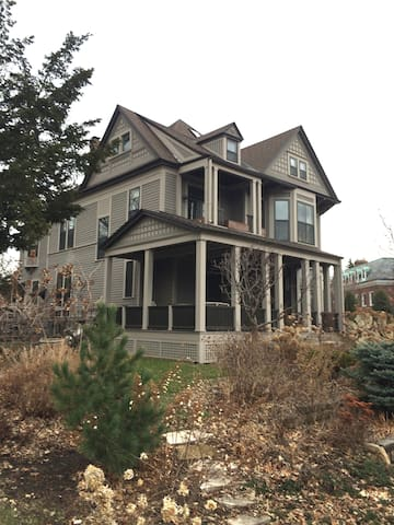 Secret hideaway in historic home