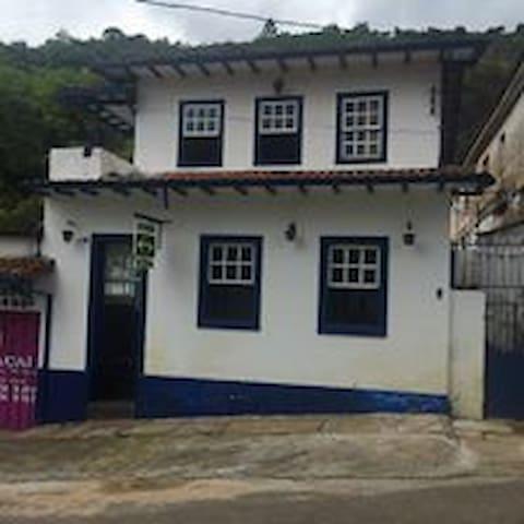 APARTAMENTO CASAL NO CENTRO DE Ouro Preto