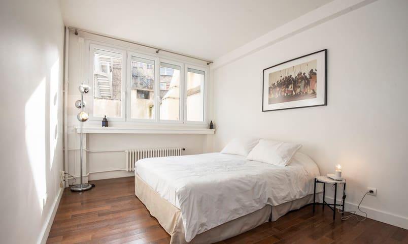 Appartement cosy en centre ville de Frévent