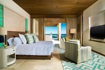 Four Bedroom Ocean Front Villa