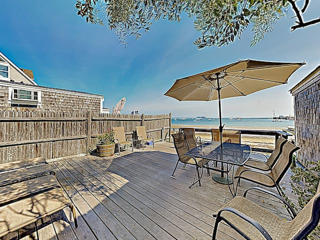 Brand-New Waterfront Condo w/ Deck & Patio!