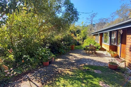 Private and peaceful green haven in Havelock North