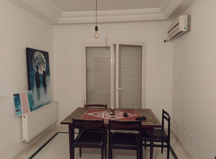 Un appartement moderne à L'Aouina