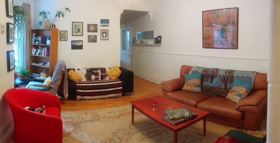 Spacious Room in Outremont/Mile-End - Montréal - Lakás