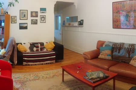 Spacious Room in Outremont/Mile-End - Montréal