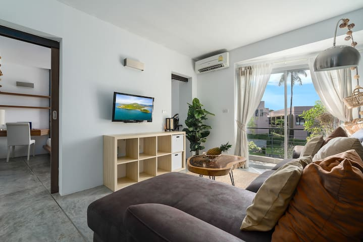 Samui Luxury Apartment (53 sqm)One Bedroom