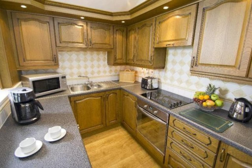 Wychnor Park Country Club Kitchen