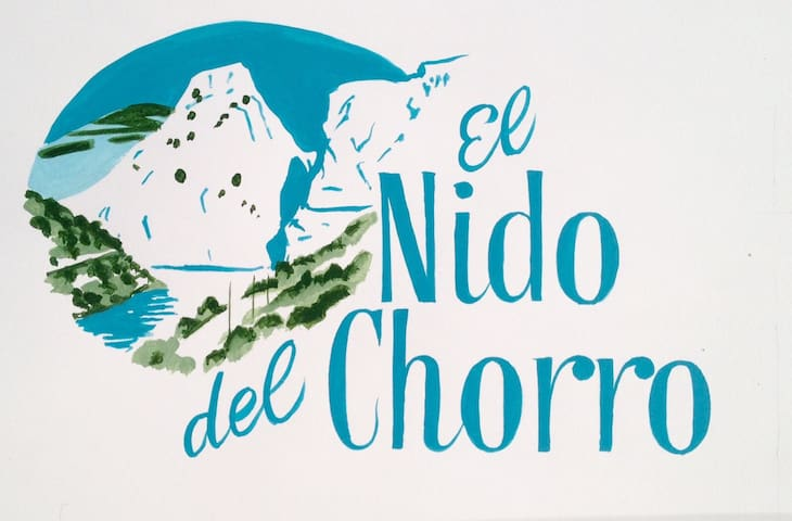 El Nido del chorro, small hotel and cafe