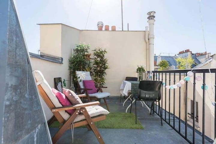 """AMAZING APARTMENT at the heart of """"Louvre – Opéra"""" - パリ - 一軒家"""