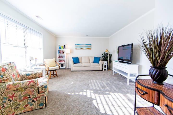 2-Bedroom Beach Bungalow