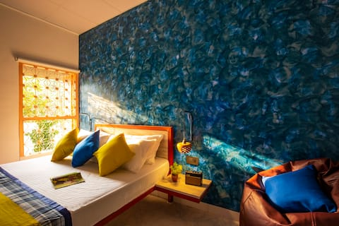 Deluxe Private Room(Ensuite) at Aurangabad