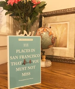 Private In-Law Apartment - Center of SF - San Francisco - Apartment