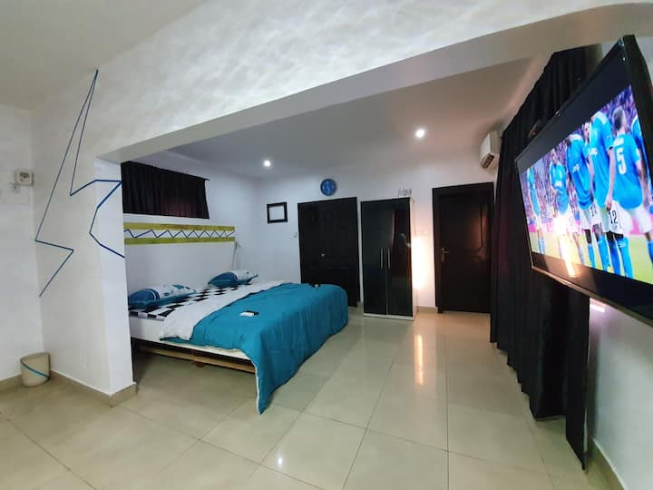 Penthouse Shortlet Apartment in Ikeja