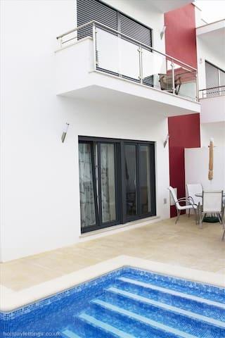 Villa contemporaine. - Salir do Porto - House