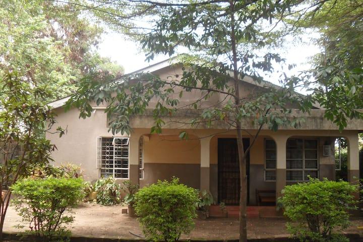 Leganga House
