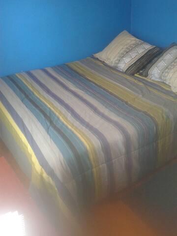 Amplio dormitorio - Machalí - House