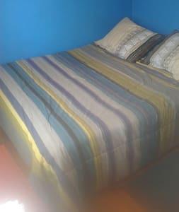 Amplio dormitorio - Machalí