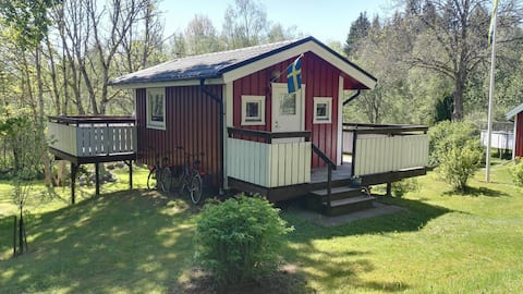 Small cottage near nature 12 km from Borås