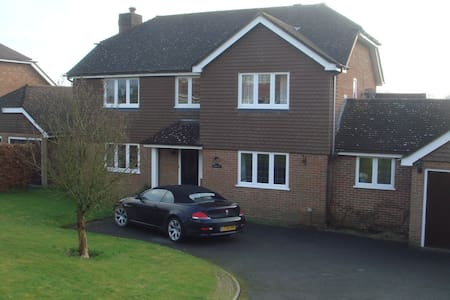 Large comfortable Sussex family accommodation - Wadhurst - House