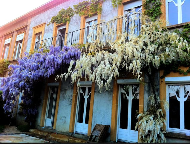 Belle chambre d'hôte (Margaux) dans grande maison - Clouange - Rumah Tamu