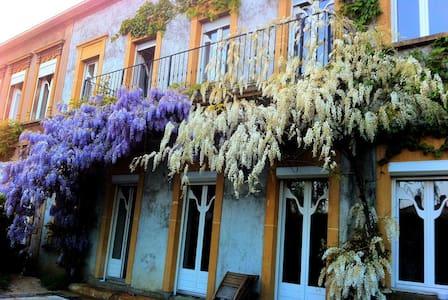 chambres d'hôtes Les Glycines - Clouange - Konukevi