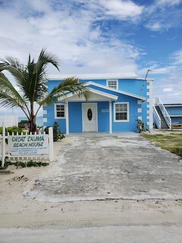 Exuma Blue 2bed 2bath Unit downstairs