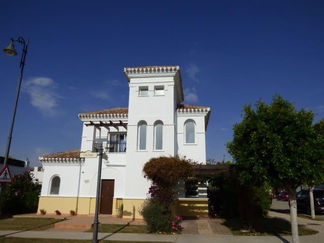 Sunny Spanish Villa! - Torre-Pacheco - Villa
