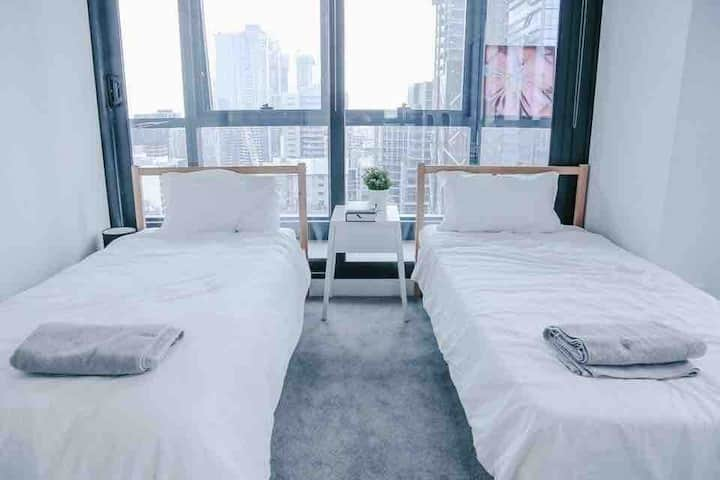 Modern and Cozy Apartment at the Central of CBD