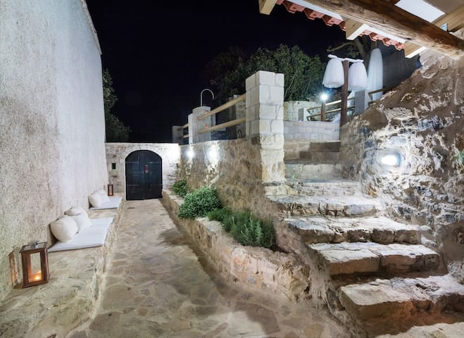 Antonia's Traditional Home in Rethymno - Pigianos Kampos - Vila