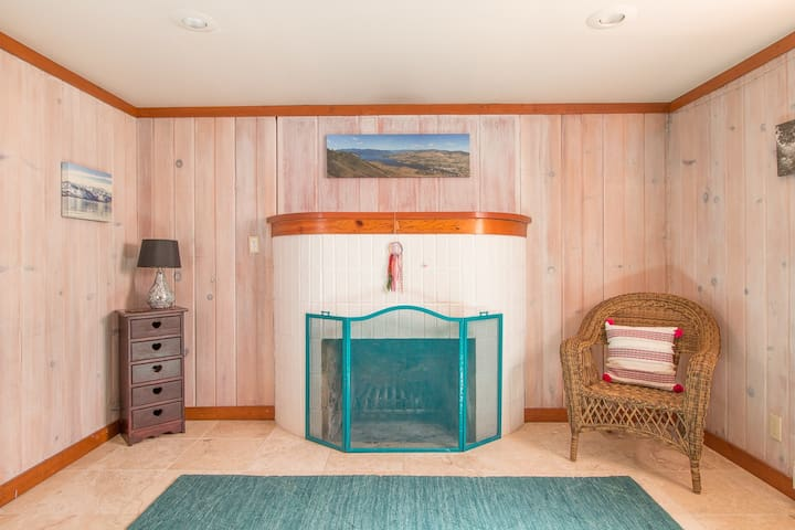 Cozy, private basement apartment in Chelan