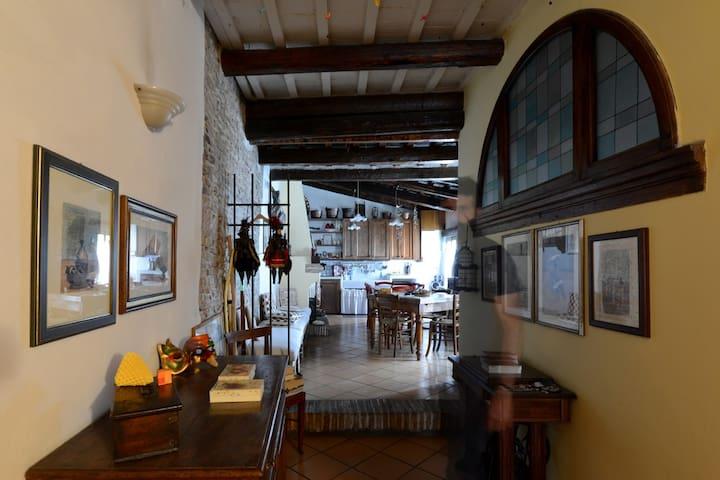 La Casa del Borgo - Rimini - Huis
