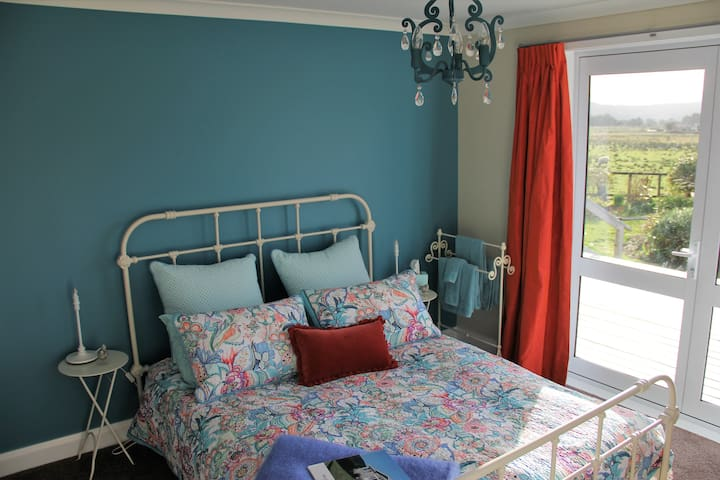 Our newly decorated double room