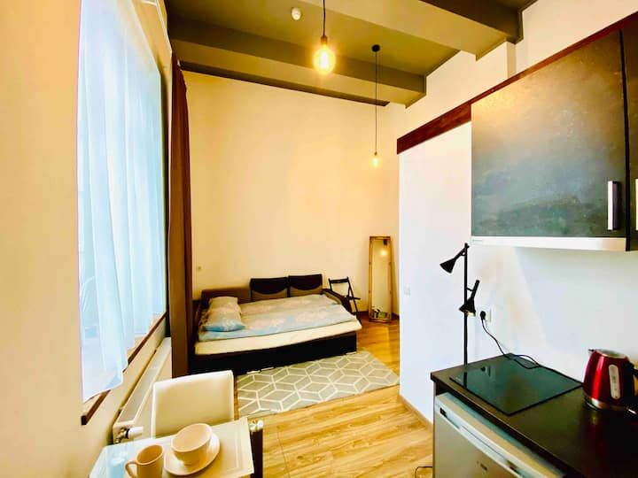 110 Cozy Filosoofi studio apartment