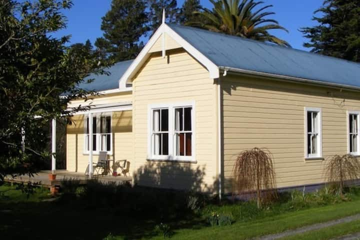 Villa Style farmhouse.