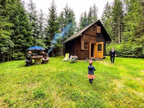 Waldhaus zu Graslupp