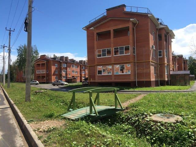 Апартаменты на Полесской