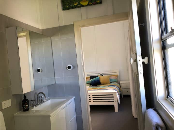 Private Room with en-suite on the Clarence River