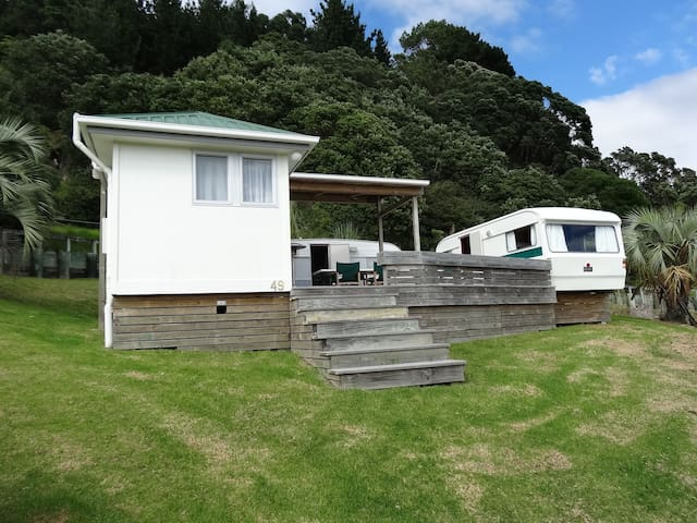 Unique Kiwiana 'Glamping' Property. - Pauanui - Other