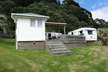 Unique Kiwiana 'Glamping' Property. - Pauanui - その他