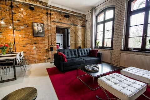 LOFT apartment 200m to Old Town wi-fi/netflix