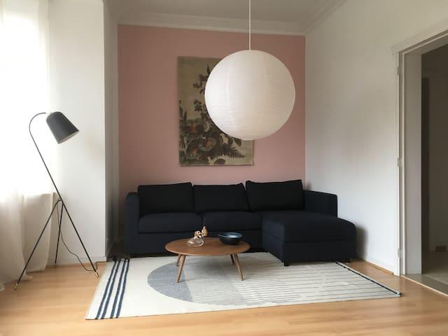 Scandinavian style apartment in Tomberg.