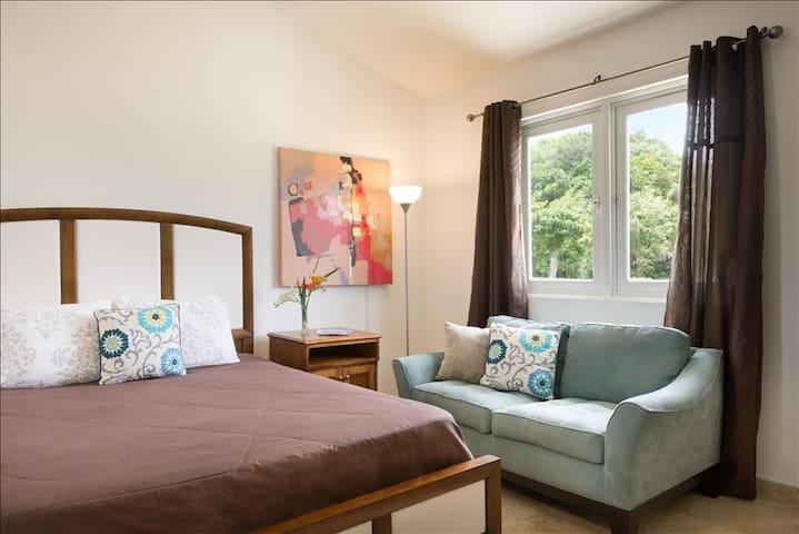 Room 202 - Queen Bed