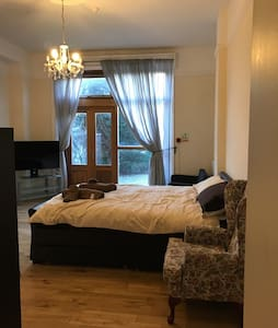 Modern victorian Studio in a famous home - London - Wohnung