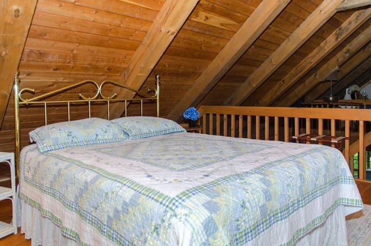 Cozy, quiet cabin on Seneca Lake - Penn Yan - Cabin