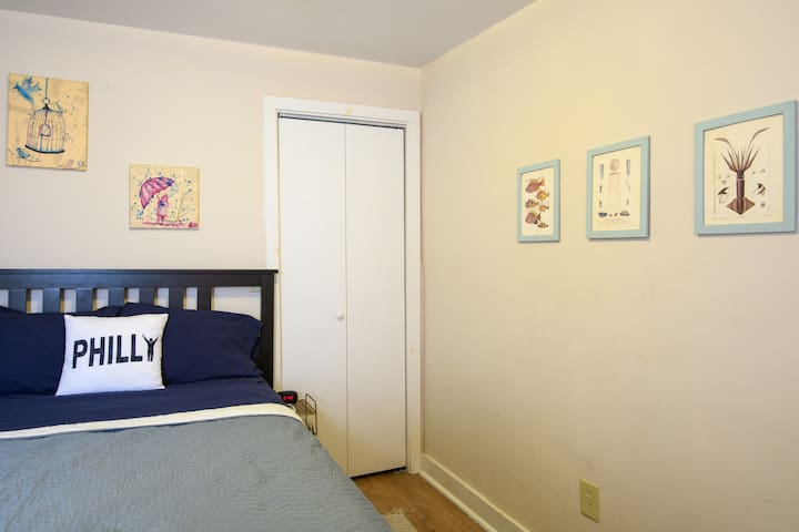 Cozy 1 BR near East Passyunk Ave!