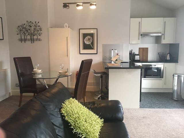 Convenient Town Centre 1 bedroom apartment
