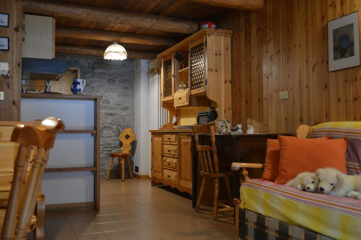 Peter House - La Thuile - Appartement