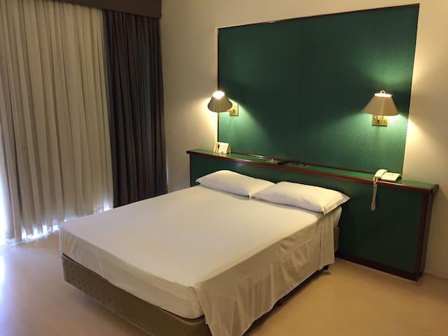Apart Hotel no Kubitschek Plaza - Brasília - Appartement